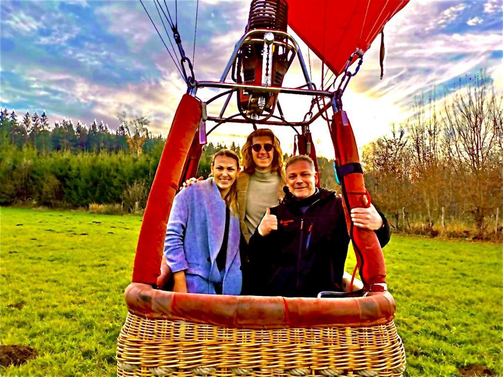 Ballonfahrt Exklusive für Zwei